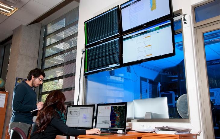 Centro Sismológico Nacional de la Universidad de Chile (CSN)