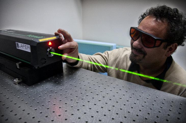 Laboratorio de Fenómenos Robustos en Óptica (Lafer)