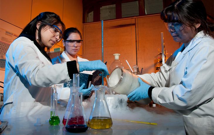 Laboratorio de Síntesis y Polímeros (LabSyP)