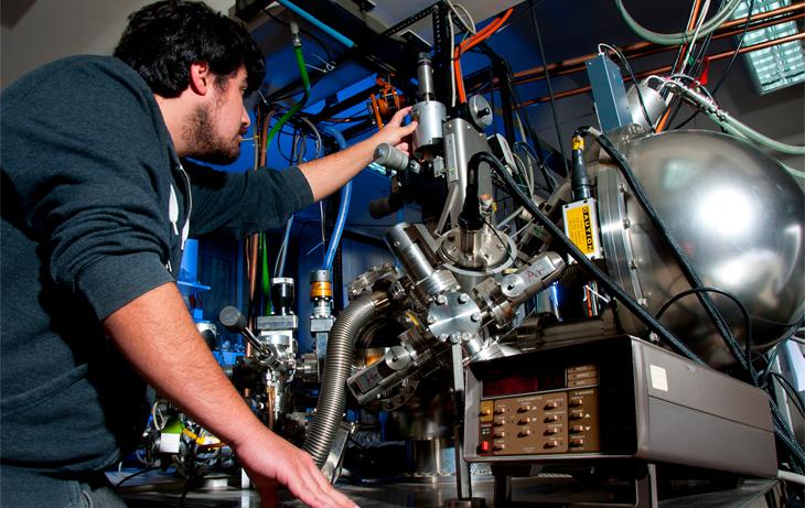 Laboratorio de superficies y nanomateriales (LSN)