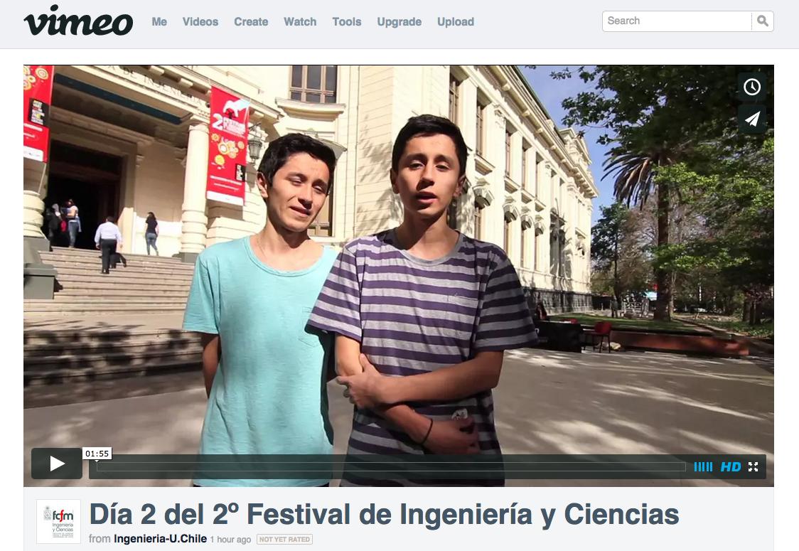 El segundo día del Festival rompió record, mira el vídeo